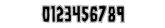 Grim Ghost College Regular Font OTHER CHARS