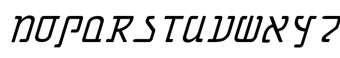 Grimlord Italic Font LOWERCASE