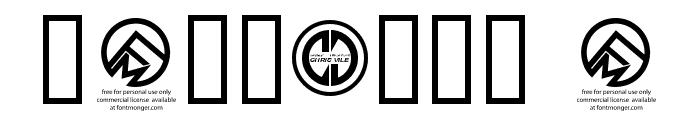 Grind Mafia Font OTHER CHARS