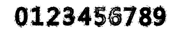 Gristled Font Regular Font OTHER CHARS