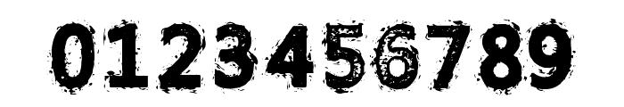 GristledFont-Regular Font OTHER CHARS
