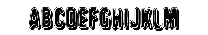 Griswold Font UPPERCASE