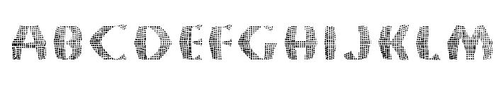 GrossNet Font UPPERCASE
