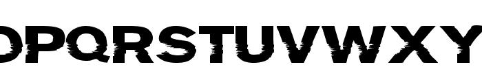 Groteski Bold Font UPPERCASE