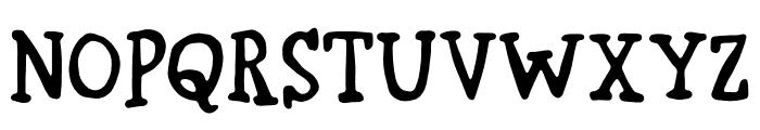 Grovflab DEMO Regular Font UPPERCASE