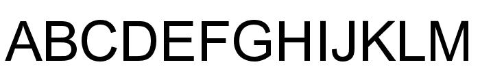 Grqalir-Bold Font UPPERCASE