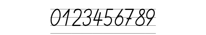 Gruenewald VA 1. Klasse Font OTHER CHARS