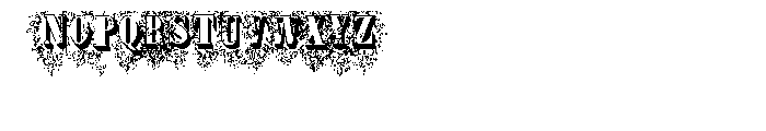 Grave Plus Complete Two Font UPPERCASE