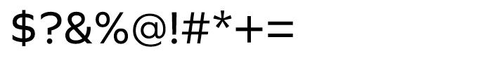 Graphie Regular Font OTHER CHARS