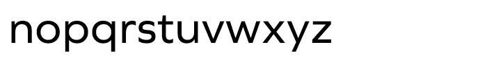 Graphie Regular Font LOWERCASE