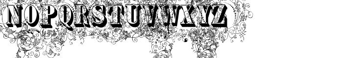 Grave Plus Complete Regular Font UPPERCASE