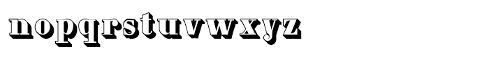 Grave Plus Complete Two Font LOWERCASE
