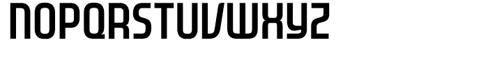 Gravel Bold Font UPPERCASE