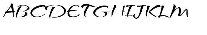 Grechen Fuemen ROB Regular Font UPPERCASE