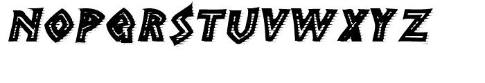 Grecian Empire Engraved Font UPPERCASE