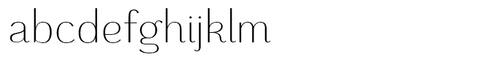 Grenale Normal Light Font LOWERCASE