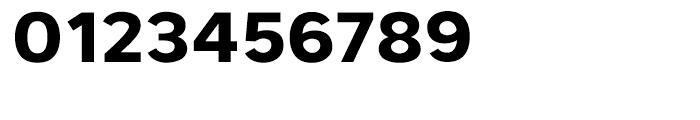 Grey Sans Bold Font OTHER CHARS