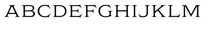 Griffon Extra Light Font LOWERCASE