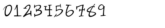 Groovin Up Slowly Regular Font OTHER CHARS