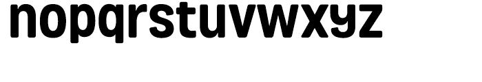 Grota Rounded ExtraBold Font LOWERCASE