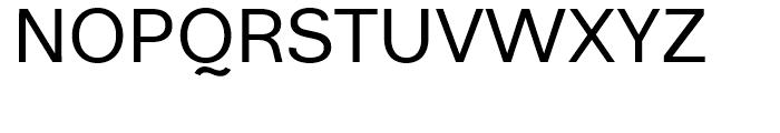Grottel Regular Font UPPERCASE