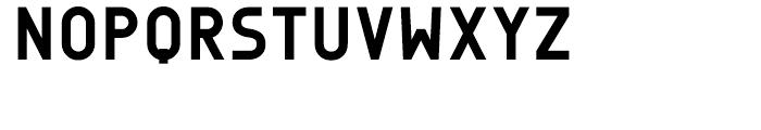 Group Sans Bold Font LOWERCASE