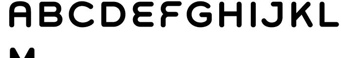 Grover Bold Font UPPERCASE