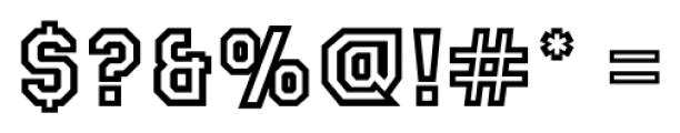 GRK1 Ivy No.1 Font OTHER CHARS