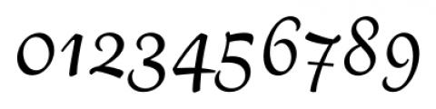 Grafolita Script Medium Font OTHER CHARS