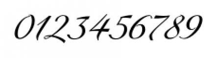 GrandezzaAlpha Regular Font OTHER CHARS