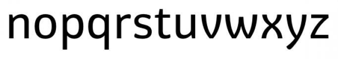 Graviola Regular Font LOWERCASE