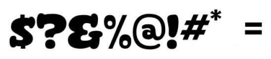 Greatest Hits JNL Regular Font OTHER CHARS
