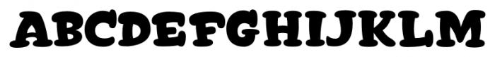 Greatest Hits JNL Regular Font UPPERCASE