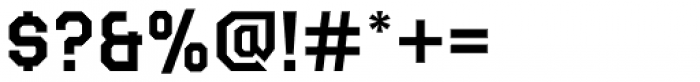 GRK1 Ivy No.2 Font OTHER CHARS