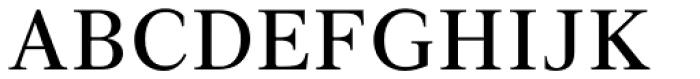 GRK1 Roman Classic 1 Font LOWERCASE