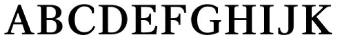 GRK1 Roman Classic 2 Font LOWERCASE