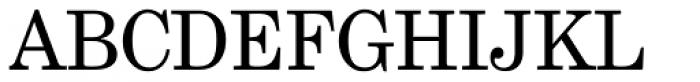 Grad Font UPPERCASE