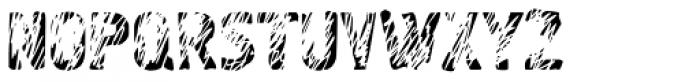 Graffiti 3 Font UPPERCASE