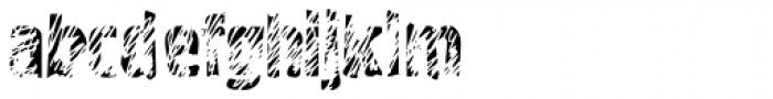 Graffiti 3 Font LOWERCASE