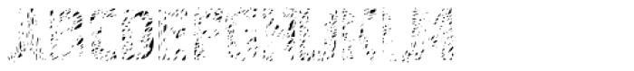 Graffiti 4 Font UPPERCASE