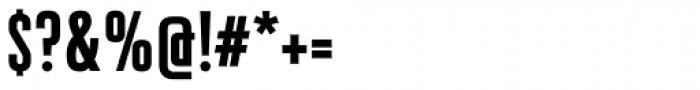 Graficz OT Bold Font OTHER CHARS