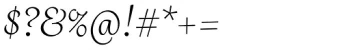 Grafolita Script Font OTHER CHARS