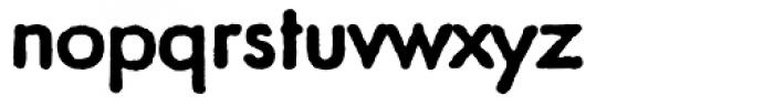 Graham Bold Font LOWERCASE