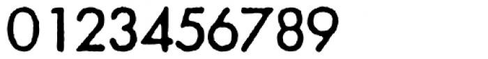 Graham Regular Font OTHER CHARS