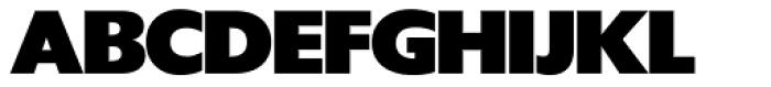 Granby Elephant Pro Font UPPERCASE