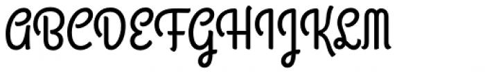 Grand Hotel Pro Font UPPERCASE