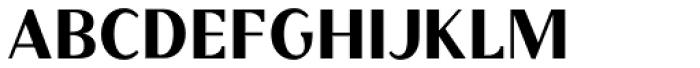 Grandecort Shadow Inside Font UPPERCASE