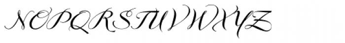 Grandezza Alpha Font UPPERCASE