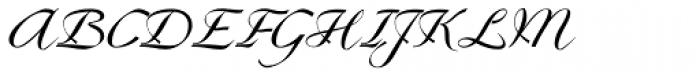 Grandezza Delta Font UPPERCASE