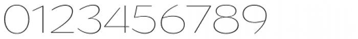 Grandi Thin Font OTHER CHARS